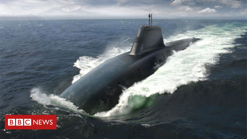 Periscopes for nuclear subs to be made in Glasgow