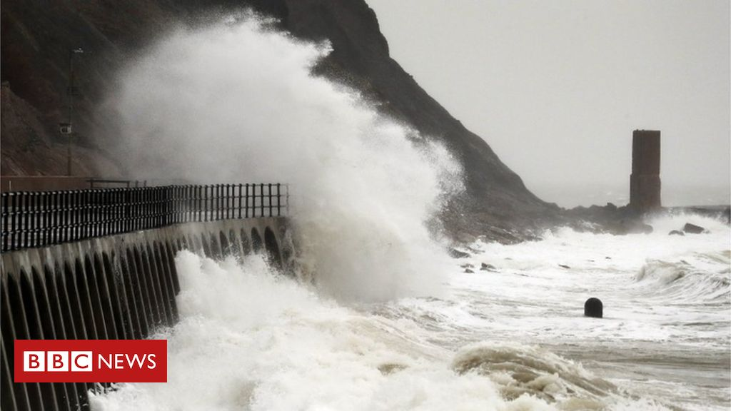 Weather warnings issued for Scotland