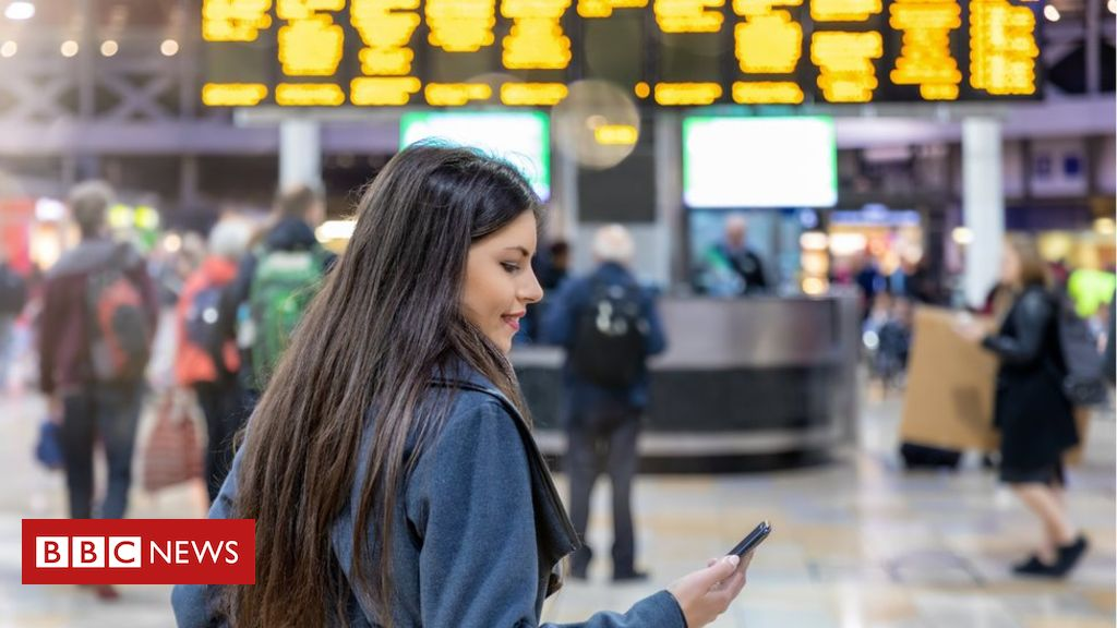 Station wi-fi provider exposed traveller data