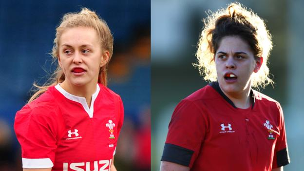 Six Nations 2020: Wales women make two changes for England game