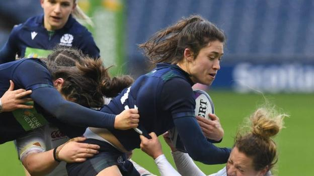 Women's Six Nations: Scotland eager to take on France after Italy called off