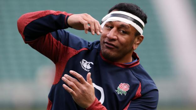 Vunipola exclusion criticised by Public Health England