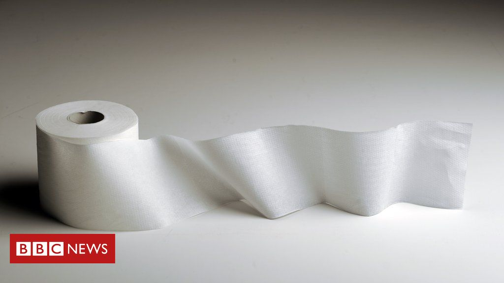 Coronavirus: Logistics expert explains how a toilet roll reaches supermarket shelves