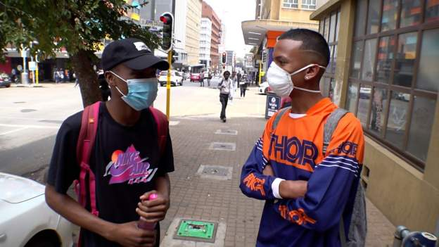 Coronavirus: Do South Africans think their president has done enough?