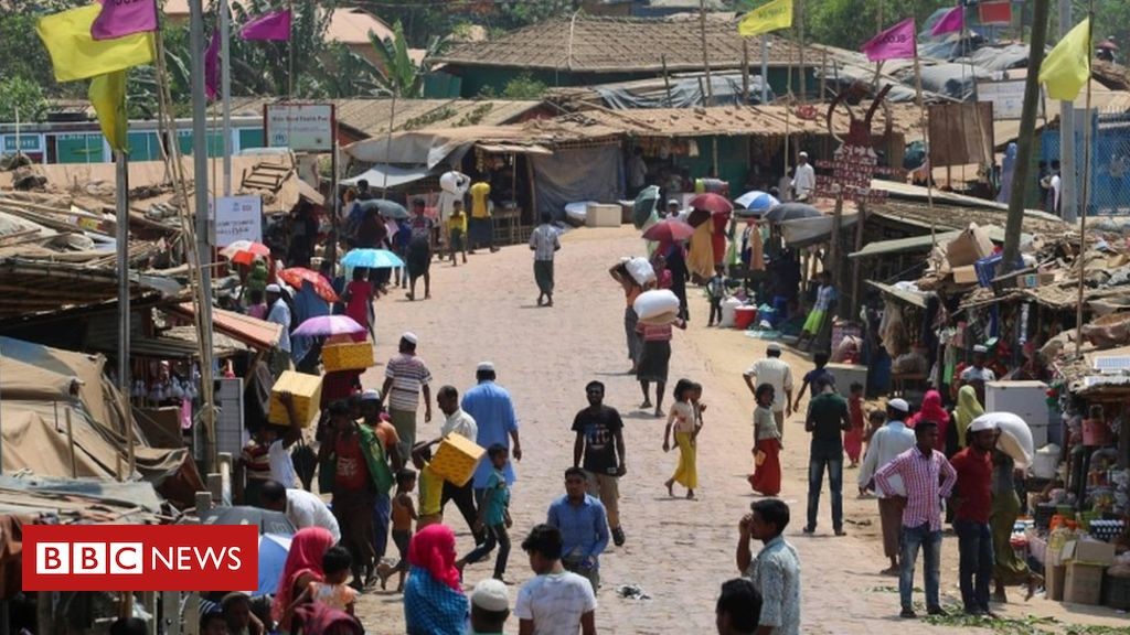 Coronavirus: Bangladesh locks down refugee camp region