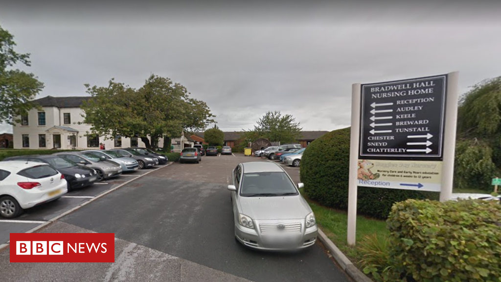 Coronavirus: Twenty-four deaths at Staffordshire care home