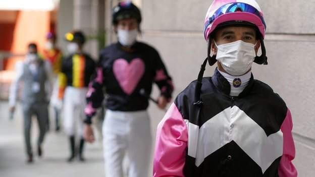 Horse racing behind closed doors: How it works in Hong Kong and elsewhere