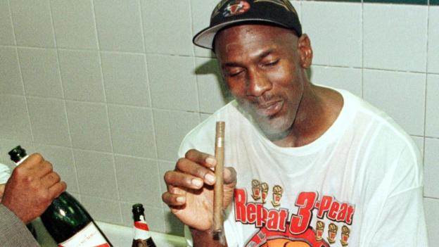 Seven reasons we're still obsessed with Michael Jordan