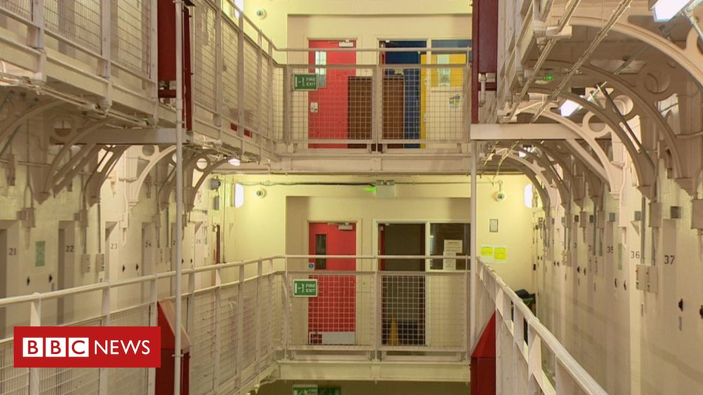 Inspectors find Glasgow's Barlinnie jail 『not fit for purpose』