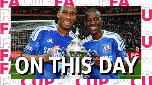 On This Day: Chelsea beat Liverpool in 2012 FA Cup final