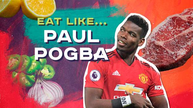 Paul Pogba: Manchester United midfielder likes his steak well done, says his chef