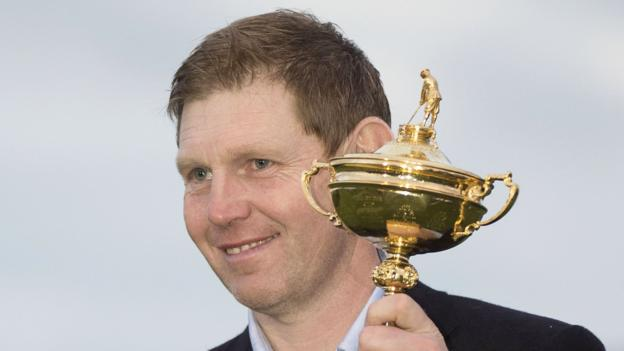 Ryder Cup: Stephen Gallacher says tournament needs fans for intensity