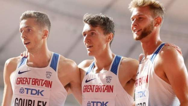 Neil Gourley challenges 1,500m rivals to all-Scottish showdown