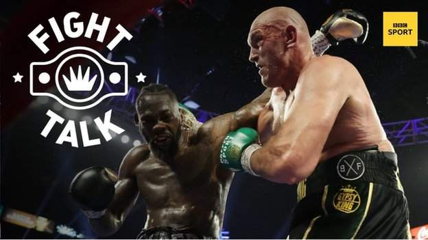 Fight Talk: Tyson Fury, Deontay Wilder, Saul 『Canelo』 Alvarez, Eddie Hearn, Dana White