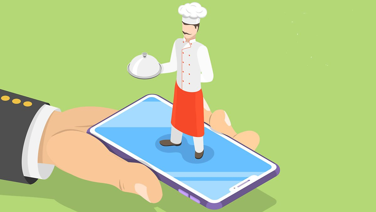 The food delivery revolution