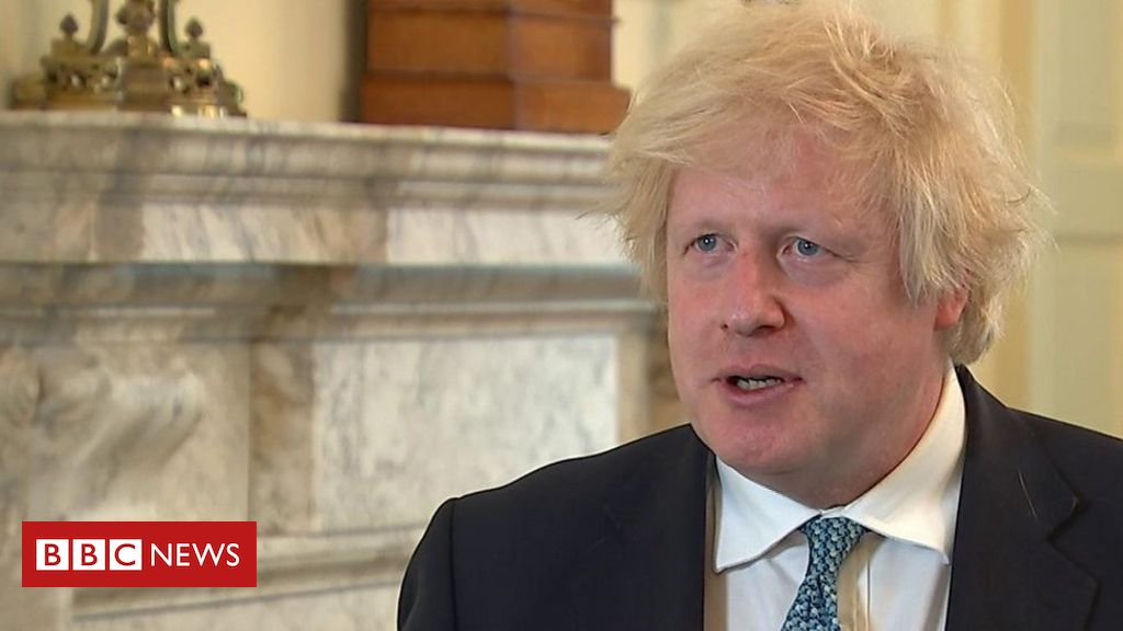 Johnson on post-Brexit UK-EU trade talks and deal
