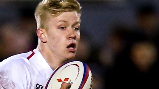 Josh Hodge: Exeter sign versatile back from Newcastle
