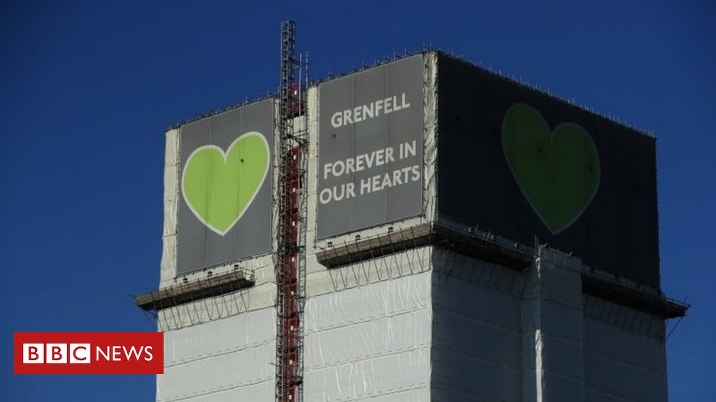 Government warned over high-rise Grenfell cladding removal