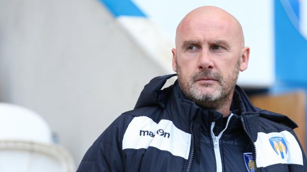 John McGreal: Colchester United part company with head coach