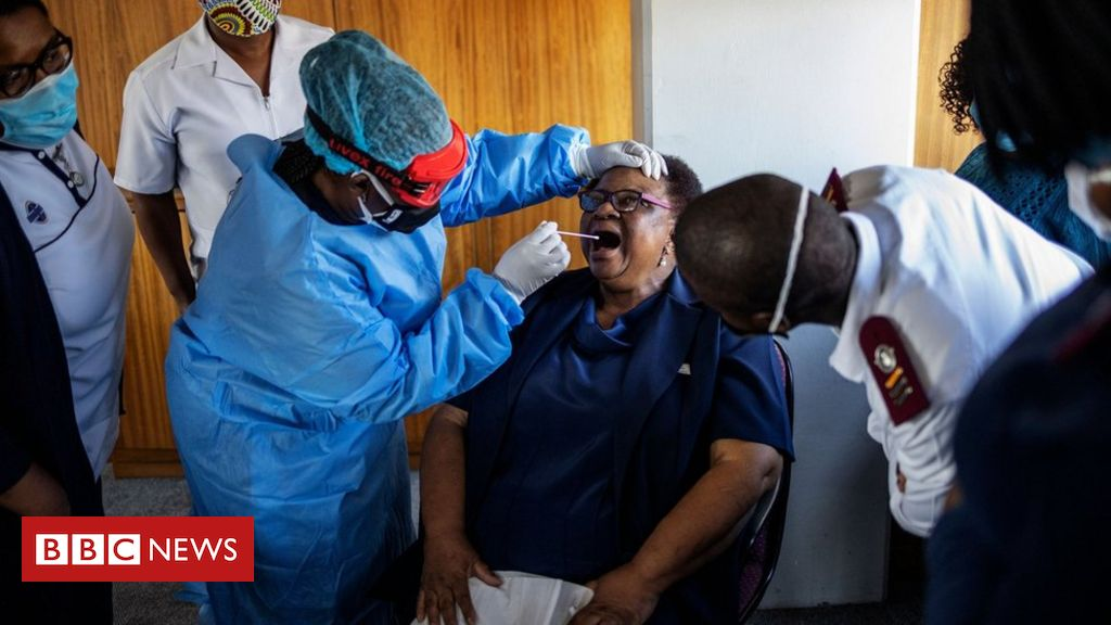Coronavirus: South Africa death toll could be 『far higher』