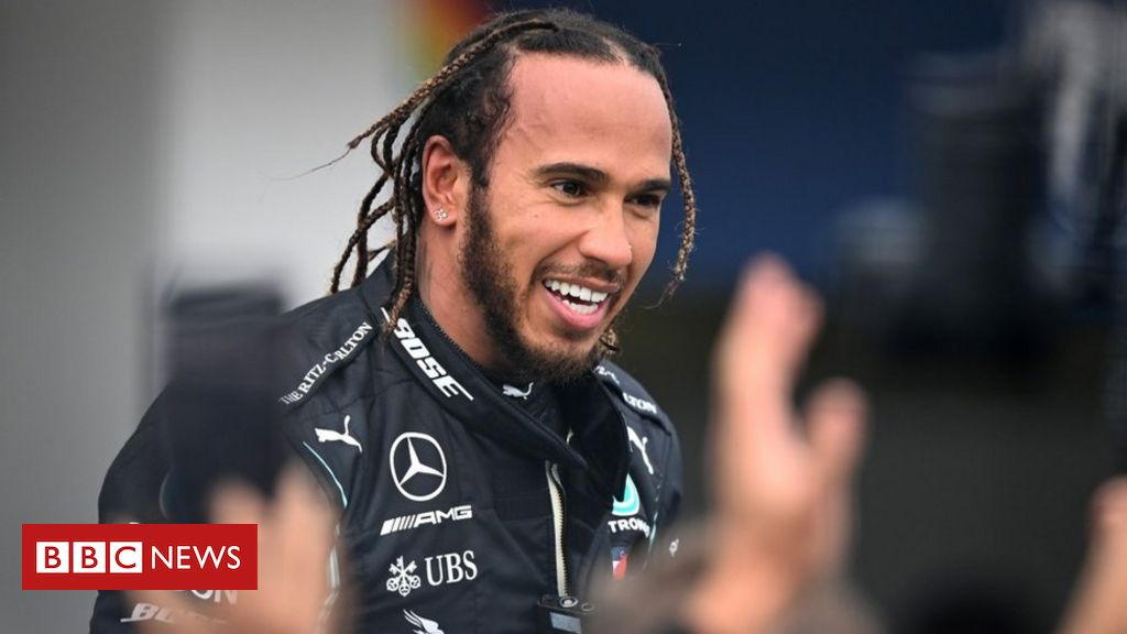 Coronavirus: Lewis Hamilton deletes vaccine conspiracy theory post
