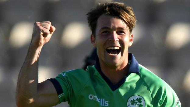 Curtis Campher: Ireland debutant showed great application, says captain Andrew Balbirnie