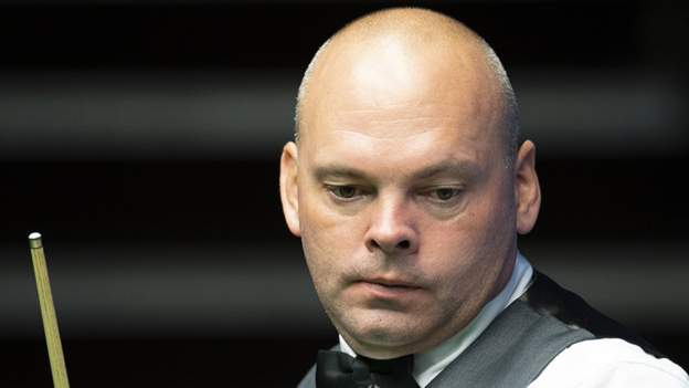 World Snooker Championship: Stuart Bingham 『felt lost』 with table and balls