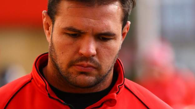Franco Marais: Gloucester hooker to see out season before Japan move