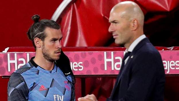 Gareth Bale: Zinedine Zidane says Real Madrid midfielder 『did not want to play』 against Manchester City