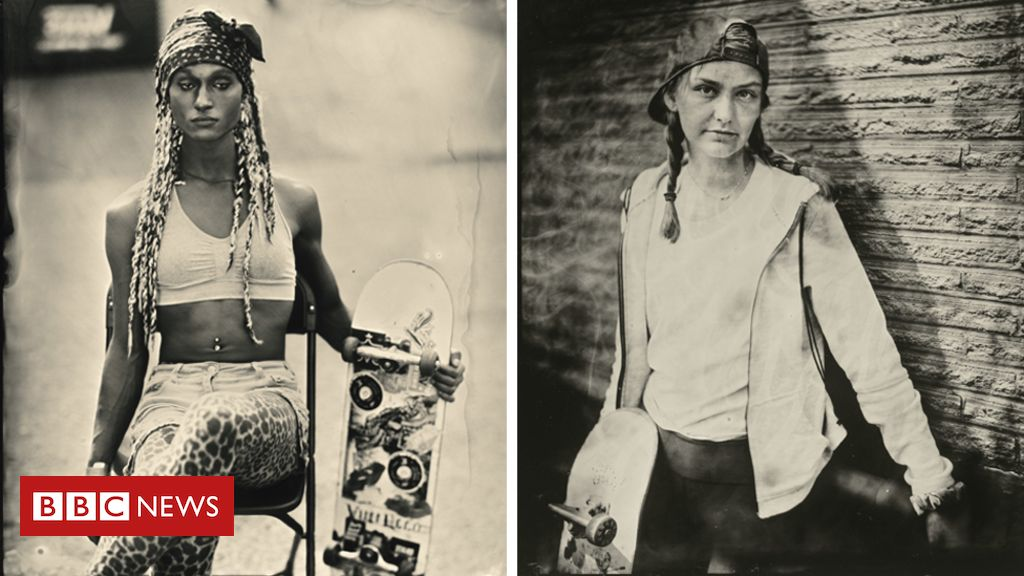 Skater girls: Gender, joy and slow photography