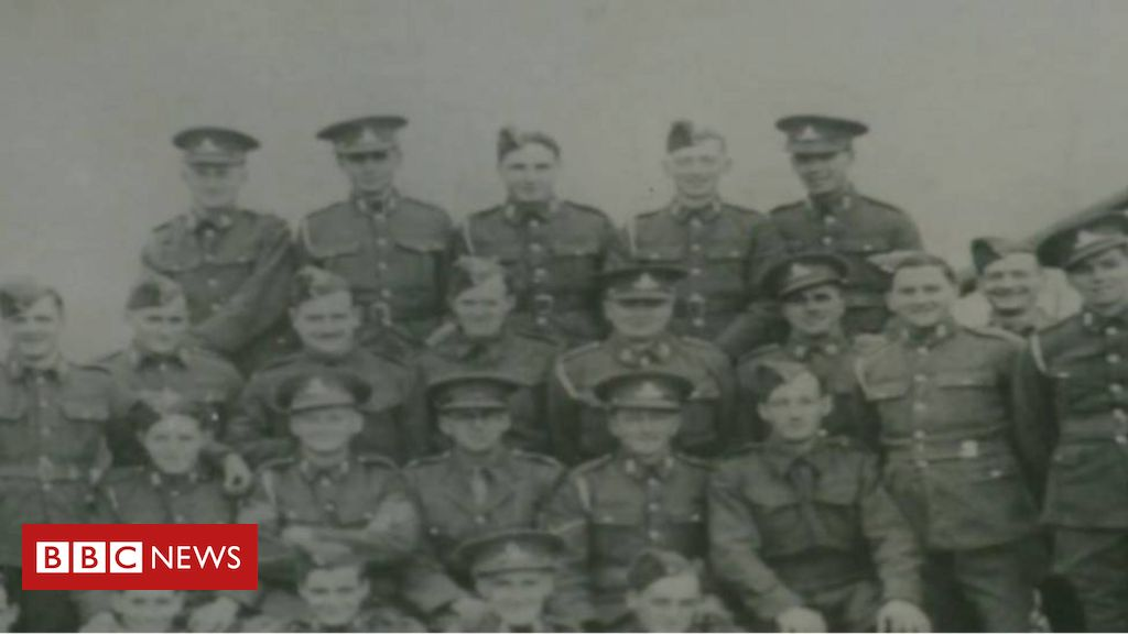 VJ Day: Wales marks 75 years since end of World War Two