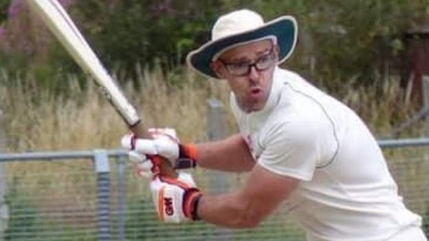 Cricket and autism: How the sport provides solace for a recreational cricketer