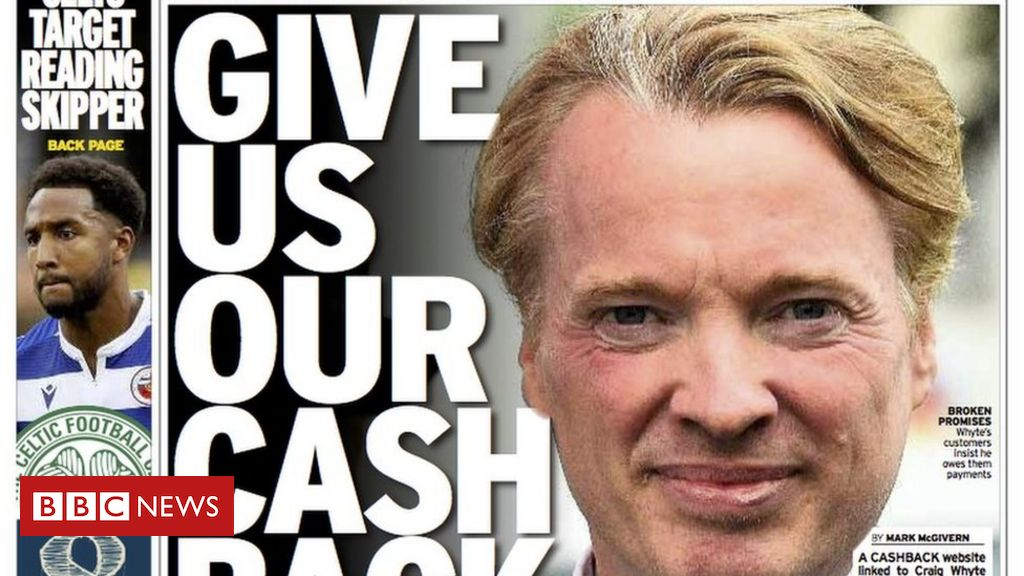 Scotland's papers: Craig Whyte probe and 『out of office until 2021』