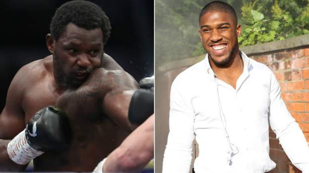Anthony Joshua: 『Dillian Whyte must rediscover finishing instinct after Povetkin loss』