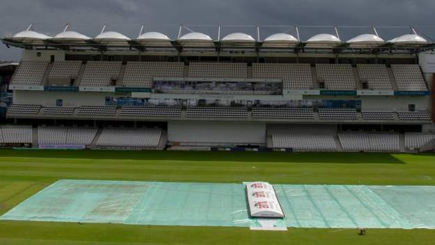 Bob Willis Trophy: Yorkshire and Lancashire draw after final day wash-out