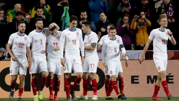 Czech Republic squad undergo coronavirus retests before Slovakia & Scotland games