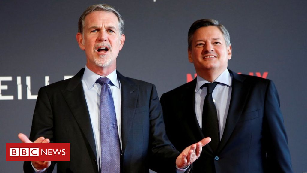 Netflix boss: Remote working is 'a pure negative'