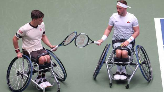 US Open 2020: Reid and Hewett win fourth title at Flushing Meadows