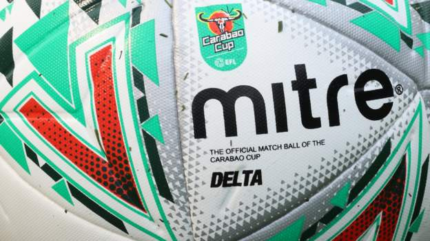 Carabao Cup fourth-round draw completed before third-round games played
