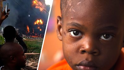 Lagos Inferno: The blast that destroyed a Nigerian girl's school