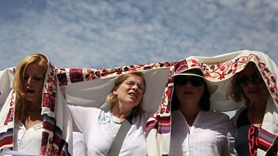 The fight for women's prayer rights in Israel