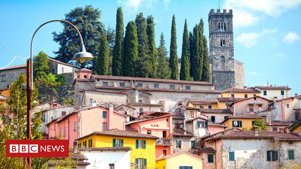 Barga: How Italy's most Scottish town coped without its annual 『invasion』